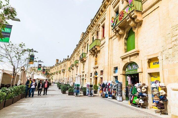 rue Mdina Malte - blog Opodo