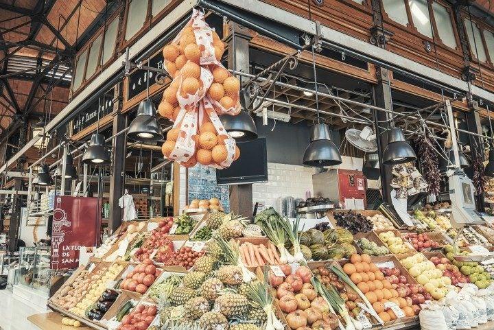 mercado madrid obst