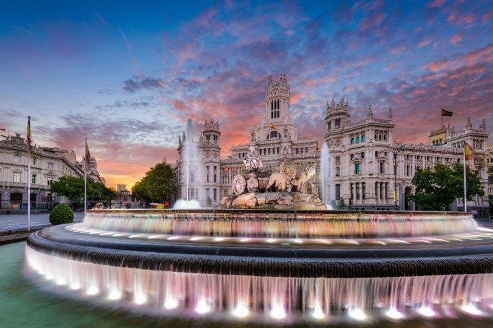 Reisetipps für einen Mädels-Trip nach Madrid, Plaza de Cibeles