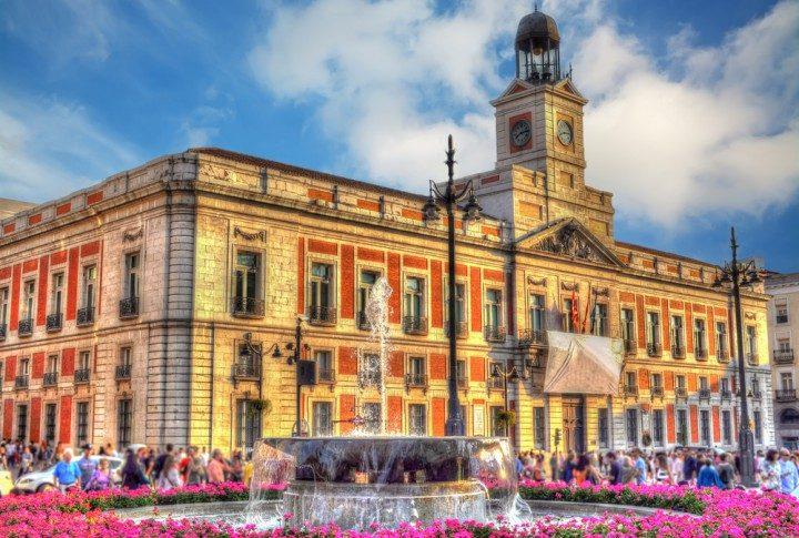 Reisetipps für einen Mädels-Trip nach Madrid, Puerta del Sol