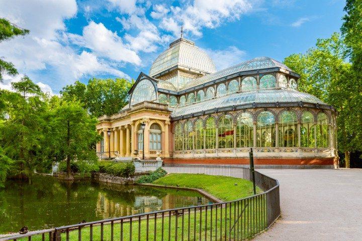 Reisetipps für einen Mädels-Trip nach Madrid, Palacio de Cristal
