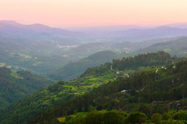 portugal, nationalpark peneda gerês