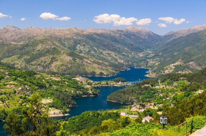 portugal, nationalpark peneda geres