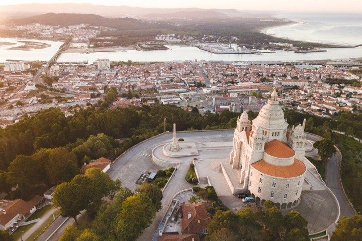 Viana do Castelo, vinho verde route, portugal