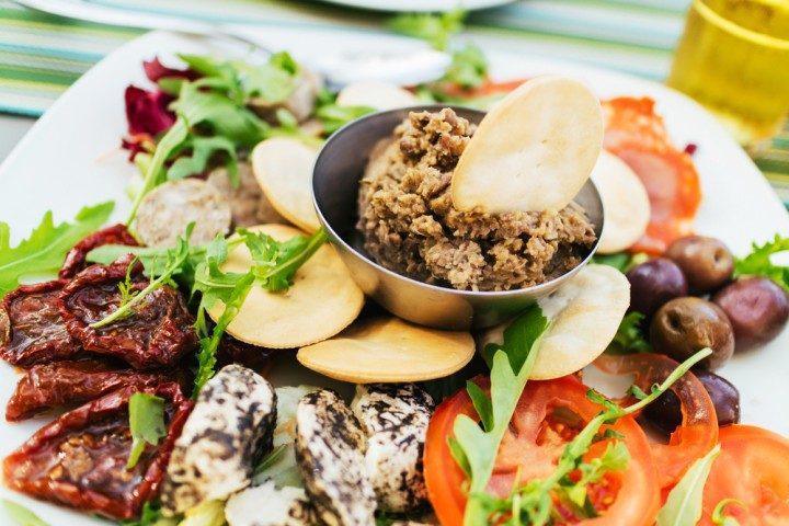 Gastronomie Malta, Essen