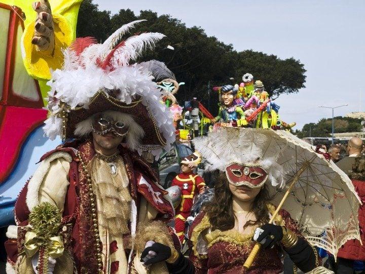 karneval malta