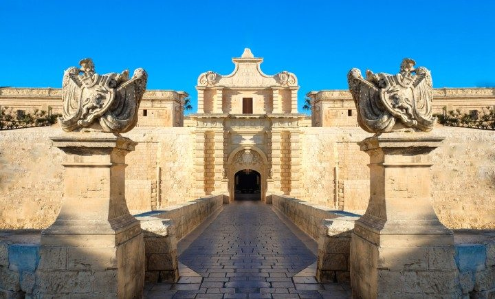 madina, stadttor, game of thrones, königsmund, kings landing, urlaub malta