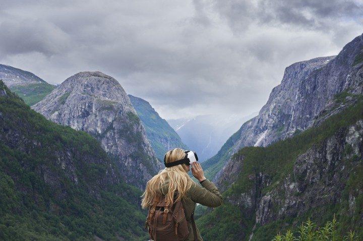 Virtual Reality, Die Zukunft des Reisens