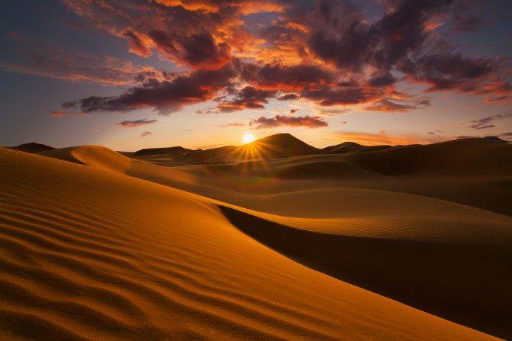 Marokko Urlaub, Sahara