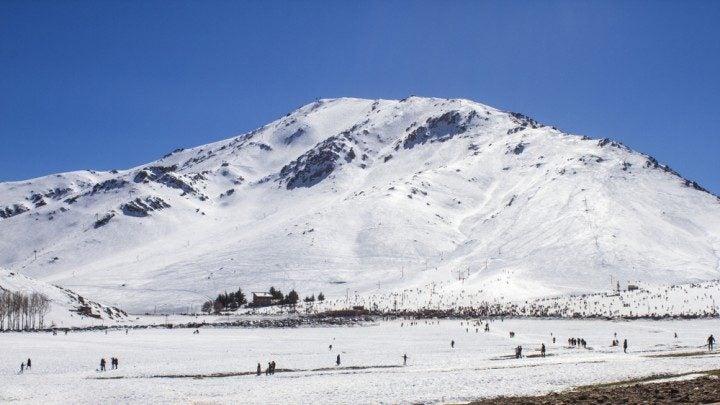 Skifahren in Marokko