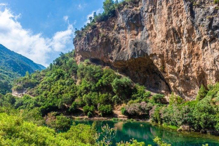 Talassemtane-Nationalpark Marokko