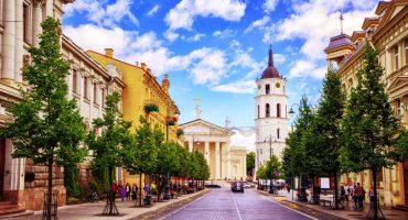 5 Gründe, warum du Vilnius im Frühling lieben wirst