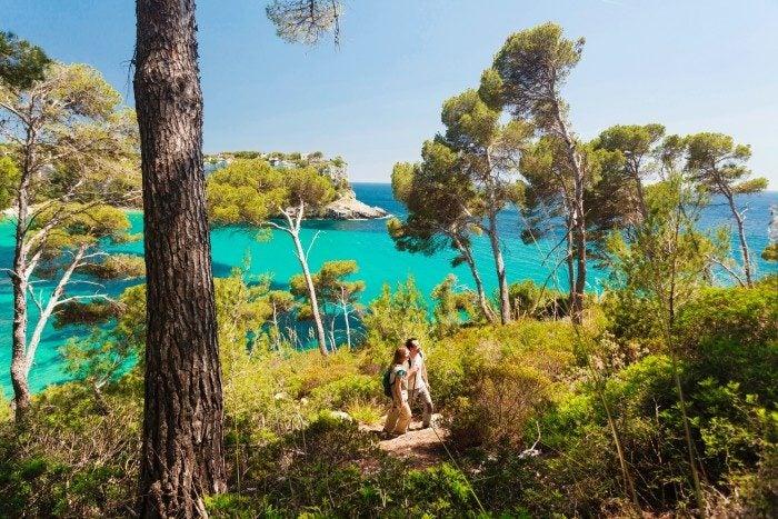 Urlaub Menorca, Cami de Cavalls, Wandern auf Menorca, Balearen