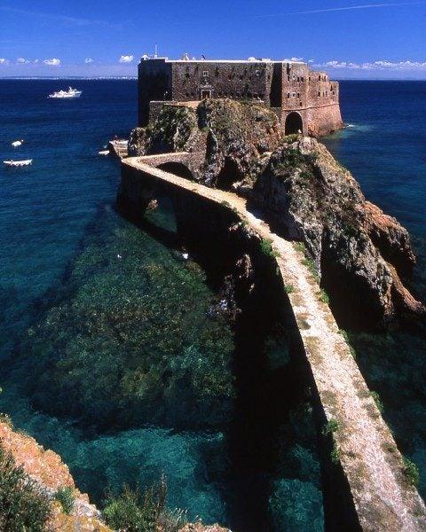 Portugal Urlaub, Berlengas, Peniche