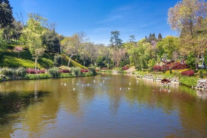 Der Yildiz Park