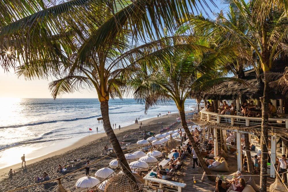 Canggi, Bali, Strand, digitale nomaden, opodo prime