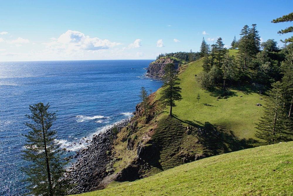 Norfolk Island, Opodo Prime