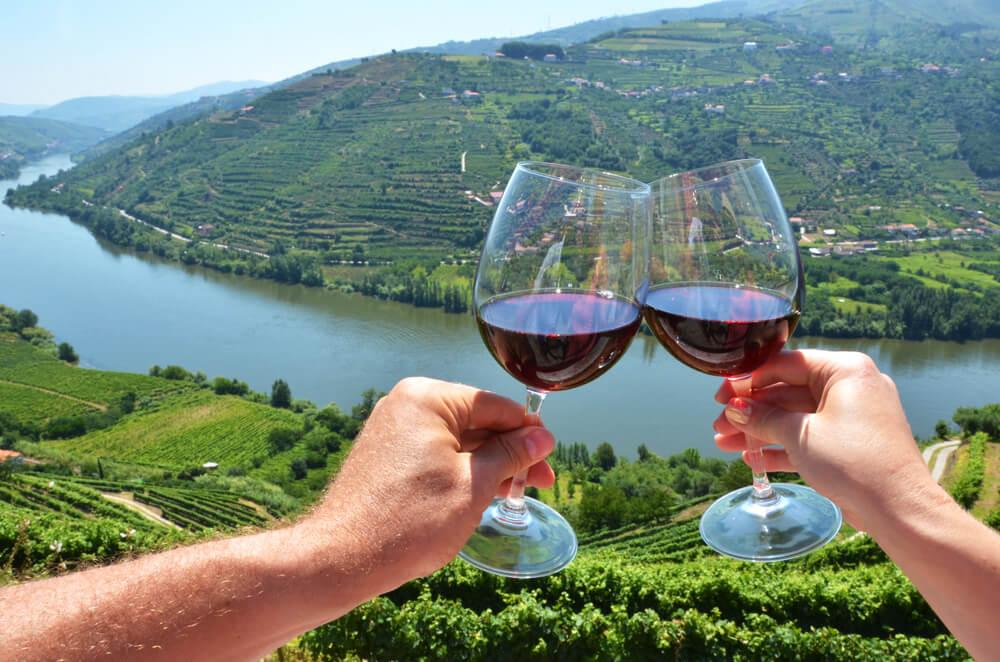 Douro Region, Rotwein, Portugal Urlaub, kulinarische Reise, portugiesische Küche,