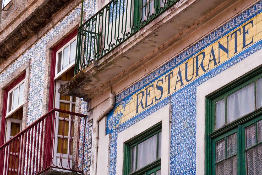 Portugal Urlaub, kulinarische Reise, portugiesische Küche, Restaurant