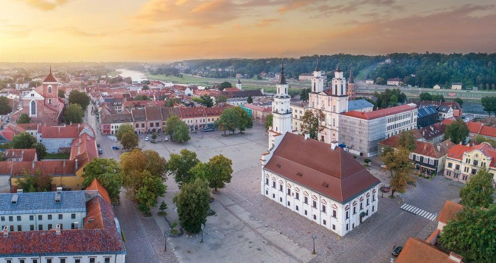 Urlaub in Litauen, Kaunas